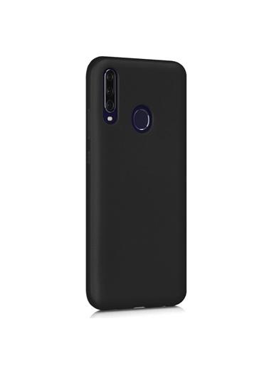 Microsonic Matte Silicone General Mobile GM 20 Pro Kılıf Siyah
